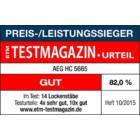 AEG HC5665 kúpos hajgöndörítő, 25mm - 13mm, 25W