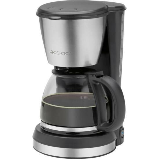 Clatronic KA3562 kávéfőző fekete, 12-14 csésze kávé, 900W