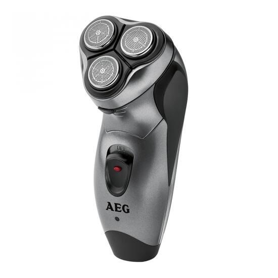 AEG HR5654 villanyborotva, hármas vágórendszer, akkumulátoros működés
