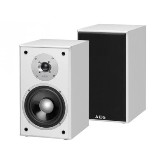 AEG LB4720 hangfal FEHÉR, 120W szinusz/220W zenei teljesítmény