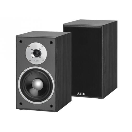 AEG LB4720 hangfal FEKETE, 120W szinusz/220W zenei teljesítmény