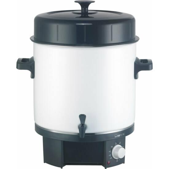 Clatronic EKA3338 befőzőgép, forralt bor készítő, 25 liter, 1800W