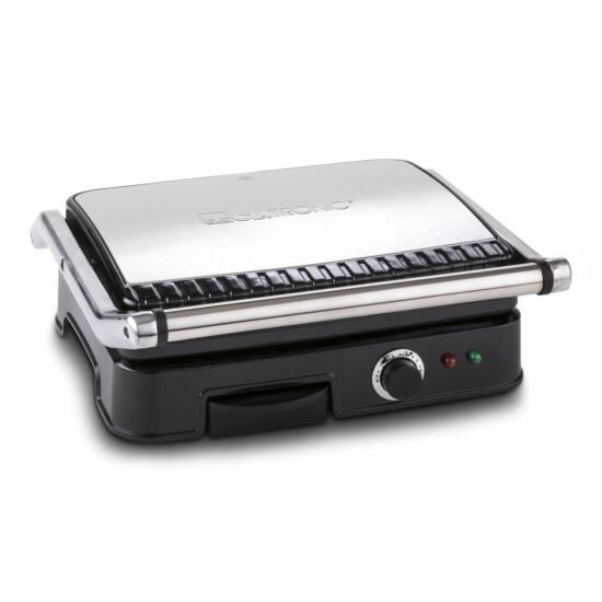 Clatronic KG3487 kontakt grill, teflon bevonat, 2000W