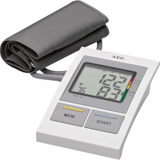 AEG BMG5612 felkaros vérnyomásmérő, elemes
