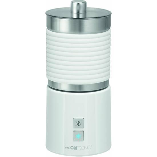 Clatronic MS3654 tejhabosító FEHÉR, 700ml tartály, 550-650W