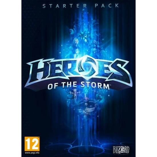 Blizzard Heroes of the Storm (PC) Játékprogram
