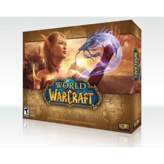 Blizzard World of Warcraft Battle Chest 5.0 (PC) Játékprogram