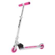 Razor A125 Scooter - Pink - roller