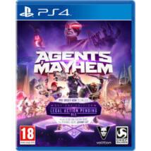 Agents of Mayhem (PS4) Játékprogram