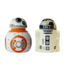 Star Wars BB8 és R2D2 só- és borsszóró