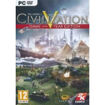 Sid Meier's Civilization V [Game of the Year Edition] (PC) Játékprogram