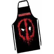 Deadpool konyhai kötény