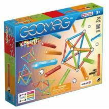 Geomag - Confetti  (351)- 35 darabos építő szett