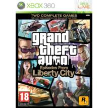 Grand Theft Auto Episodes from Liberty City - X360