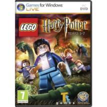 LEGO Harry Potter Years 5-7 (PC) Játékprogram