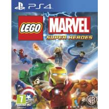 LEGO Marvel Super Heroes (PS4) Játékprogram