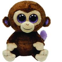 Beanie Babies plüssfigura - majom 24 cm