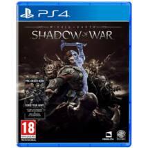 Middle Earth: Shadow of War (PS4) Játékprogram