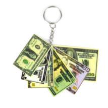 Kulcstartó dolláros
