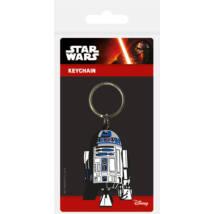 Star Wars (R2D2) gumi kulcstartó