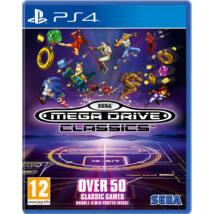 SEGA Mega Drive Classics (PS4) Játékprogram