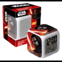 Star Wars világítós digitális ébresztőóra