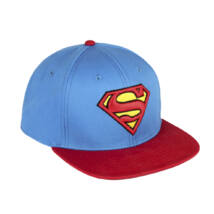 Superman baseball sapka
