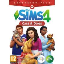 The Sims 4 Cats & Dogs (PC) Játékprogram