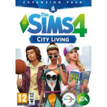 The Sims 4 City Living (PC) Játékprogram