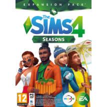 Sims 4 Seasons (PC) Játékprogram