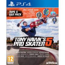 TONY HAWK: PRO SKATER 5 - PS4