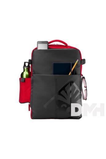 "OMEN by HP 17,3"" gamer notebook hátizsák fekete-piros"