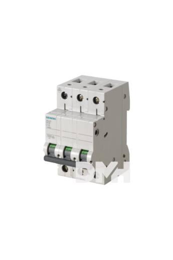 Siemens 5SL4325-6 10KA 3P B25 kismegszakító