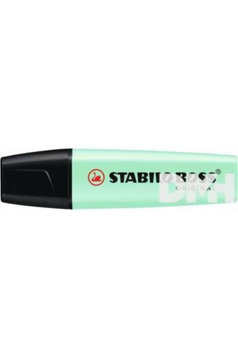 Stabilo Boss Original Pastel türkiz szövegkiemelő