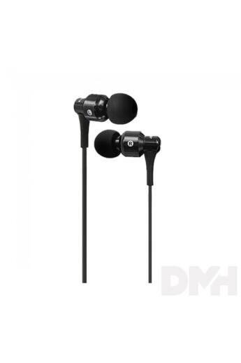 AWEI ES500i In-Ear fekete mikrofonos fülhallgató