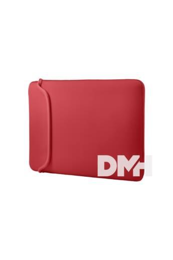 """HPSleeve 15,6"""" fekete-piros notebook tok"""