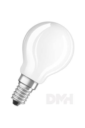 Osram Star matt üveg búra/4W/470lm/4000K/E14 LED kisgömb izzó