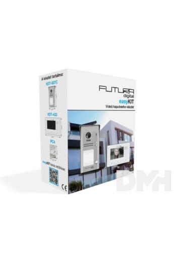FUTURA easyKIT - (VDK-43361) - 1 lakásos színes videokaputelefon szett