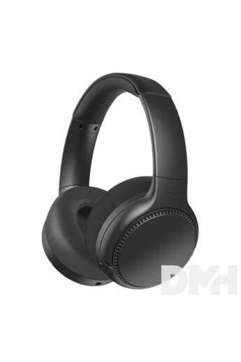 Panasonic RB-M700BE-K Bluetooth aktív zajcsökkentős fekete fejhallgató