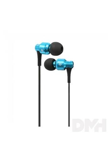 AWEI ES500i In-Ear kék mikrofonos fülhallgató