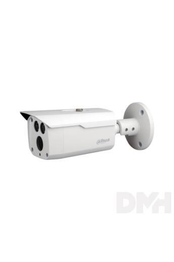 Dahua HAC-HFW1500D-0360B/kültéri/5MP/Lite/3,6mm/80m/4in1 HD analóg csőkamera