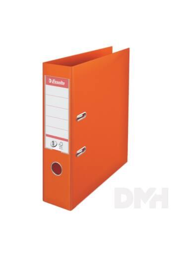 Esselte Standard A4 7,5cm narancssárga iratrendező