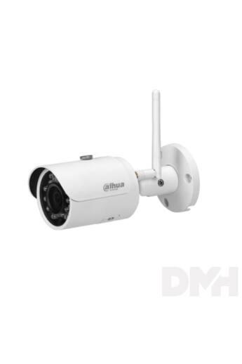 DAHUA IPC-HFW1235S-W-0280B-S2/kültéri/2MP/Wifi/2,8mm/IR30m/IP Wifi csőkamera