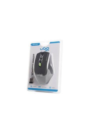 UGO wireless Optic mouse MY-04 1800 DPI, Black