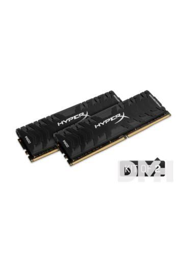 Kingston 32GB/3000MHz DDR-4 HyperX Predator XMP (Kit! 2db 16GB) (HX430C15PB3K2/32) memória