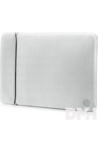 """HP Sleeve 15,6"""" kifordítható fekete-ezüst notebook tok"""