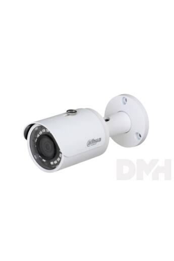 Dahua IPC-HFW1230S-0280B-S4/kültéri/2MP/Lite/2,8mm/IR30m/IP mini csőkamera