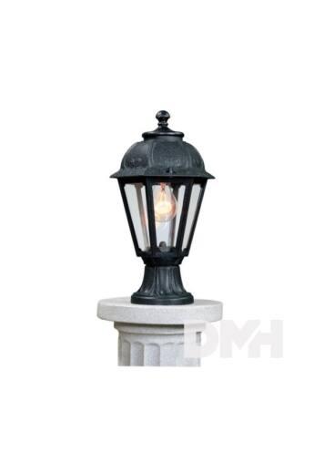 Fumagalli MIKROLOT/SABA E27 fekete kültéri állólámpa