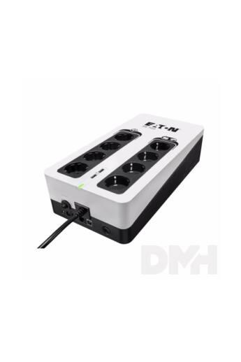 EATON 3S 700 DIN 420W fekete-fehér szünetmentes tápegység