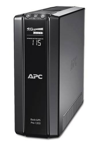 APC Power-Saving Back-UPS Pro 1200VA, Schuko